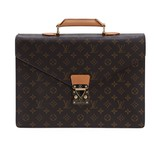 Louis Vuitton Canvas Laguito老花帆布公文包